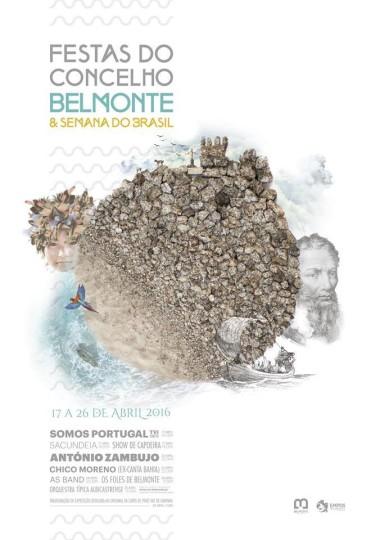 cartaz belmonte