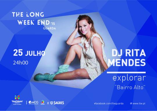 DJ Rita Mendes