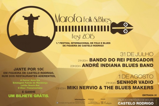 blues cartaz