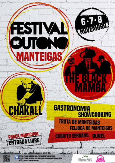 festival outono cartaz