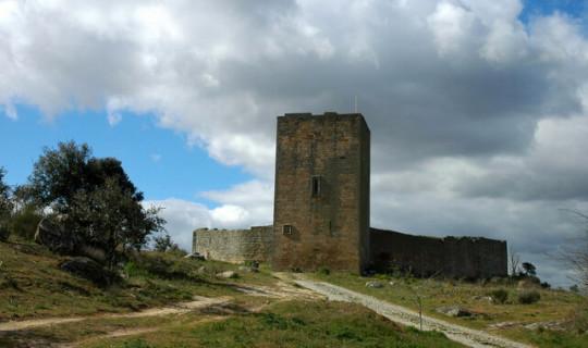 castelo vilar maior