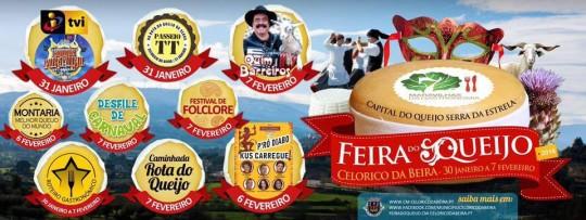 cartaz feira queijo