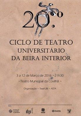 cartaz teatrubi