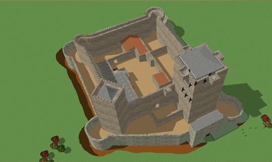 castelo almeida