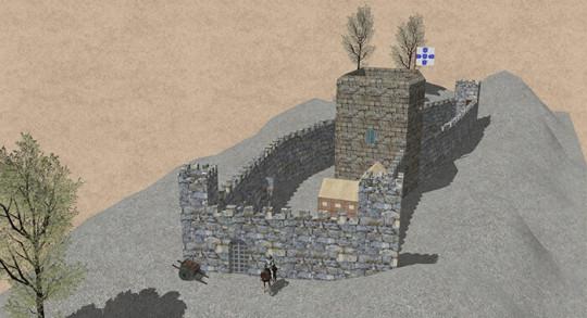 castelo guarda
